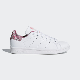 Tenis Stan Smith FTWR WHITE/FTWR WHITE/CHALK PINK S18 CM8189