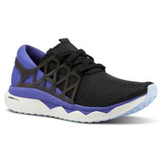 Reebok Floatride Run Flexweave Black / Purple / White / Blue CN5240