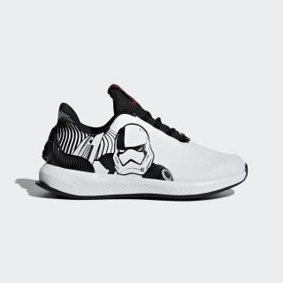 Star Wars RapidaRun Schuh Core Black / Ftwr White / Scarlet AH2466