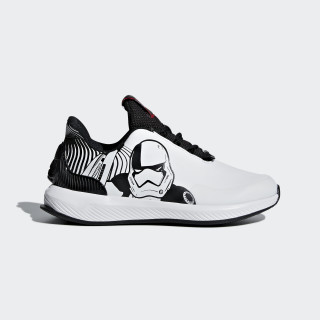 Star Wars RapidaRun Shoes Core Black / Cloud White / Scarlet AH2466