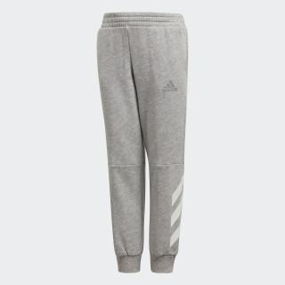 Pantaloni Comfi Medium Grey Heather / Reflective Silver DJ1485