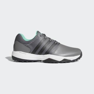 360 Traxion Shoes Grey / Core Black / Hi-Res Green Q44993