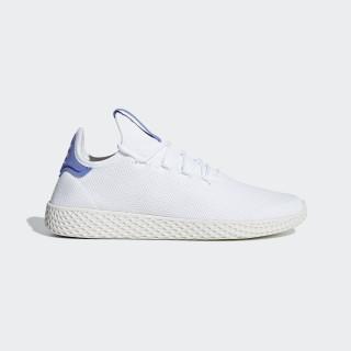 Scarpe Pharrell Williams Tennis Hu Ftwr White / Ftwr White / Chalk White B41794
