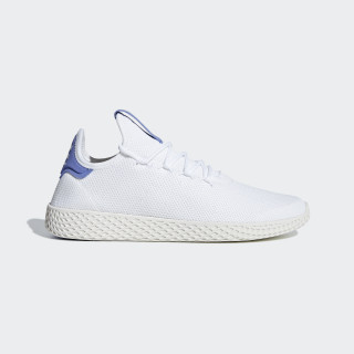 Zapatilla Pharrell Williams Tennis Hu Ftwr White / Ftwr White / Chalk White B41794