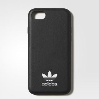 Basic Logo Case iPhone 7 Black / White CH8857