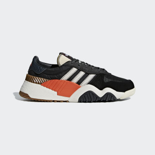 adidas Originals by Alexander Wang Turnout Trainer Shoes Core Black/Chalk White/Bold Orange AQ1237