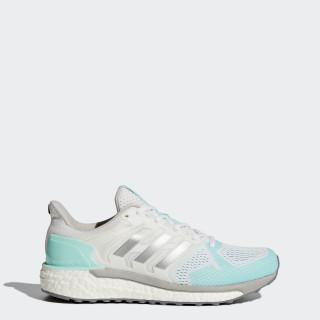 Supernova ST Schuh Footwear White/Silver Metallic/Energy Aqua BB3507