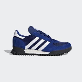 Marathon TR Shoes Mystery Blue / Chalk White / Core Black B37443