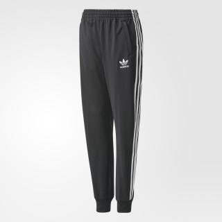 Pants SST Track BLACK/WHITE BR9176