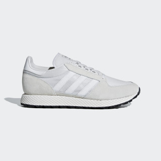 Tenis Forest Grove CRYSTAL WHITE/CRYSTAL WHITE/CORE BLACK AQ1186