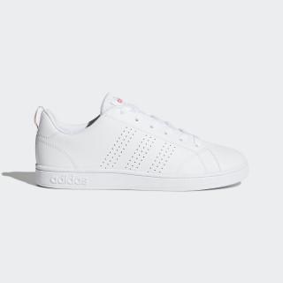 VS Advantage Clean sko Ftwr White / Ftwr White / Super Pink BB9976