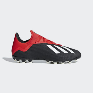 X 18.3 Artificial Grass Boots Core Black / Off White / Grey Four F36627