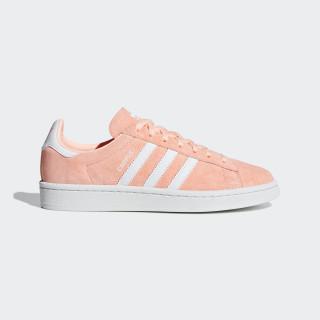 Zapatilla Campus Pink /  Ftwr White  /  Crystal White CG6047
