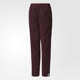 Pantaloni ID 3-Stripes Tiro Dark Burgundy/Dark Burgundy/Black CF2206