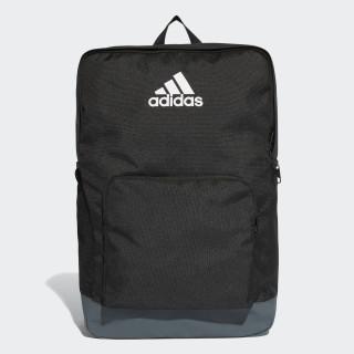 Tiro Backpack Black/Dark Grey/White S98393