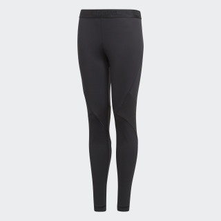 Alphaskin Sport Long tights Black CF7215
