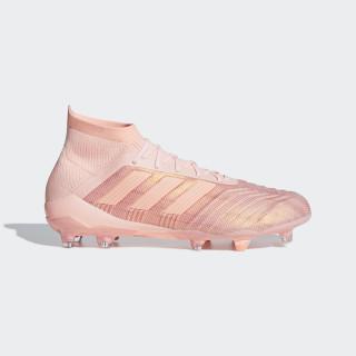 Bota de fútbol Predator 18.1 césped natural seco Clear Orange / Clear Orange / Trace Pink DB2040