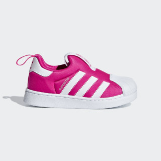 Superstar 360 Shoes Shock Pink / Cloud White / Shock Pink B75622