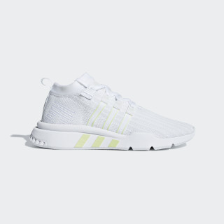EQT Support Mid ADV Primeknit Shoes Cloud White / Crystal White / Energy Ink B37455