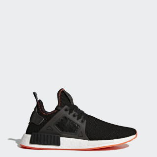 NMD_XR1 Shoes Core Black/Core Black/Solar Red BY9924