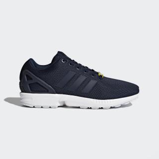 ZX Flux Shoes Dark Blue/Core White M19841