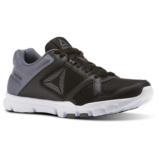 Reebok Yourflex Trainette 10 Black / White / Alloy BS9884