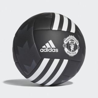 Pelota DE FÚTBOL Manchester United BLACK/WHITE BS3442