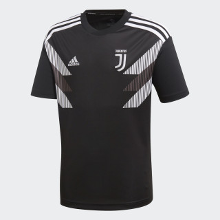 Juventus Home Pre-Match Jersey Black / White CW5822
