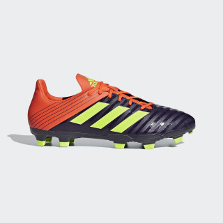 Malice Firm Ground Boots Orange /  Hi-Res Yellow  /  True Orange D97920