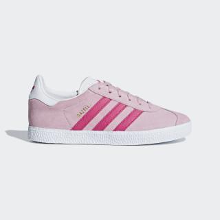 Gazelle sko Clear Pink / Real Magenta / Ftwr White B41517