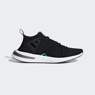 Arkyn Primeknit Shoes Core Black / Core Black / Tech Silver Met. B28123