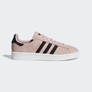 Tenis CAMPUS W ICEY PINK F17/CORE BLACK/CRYSTAL WHITE B37934
