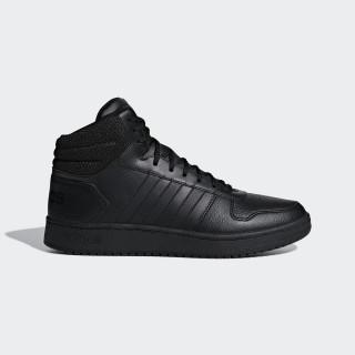 Hoops 2.0 Mid Shoes Core Black / Core Black / Core Black F34809