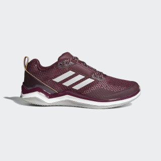 Speed Trainer 3 Shoes Maroon / Silver Metallic / Cloud White Q16548