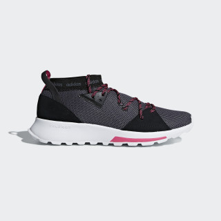 Quesa Shoes Core Black / Grey Five / Shock Pink B96520