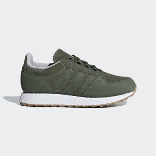 Forest Grove Schuh Base Green / Base Green / Grey Two B37292