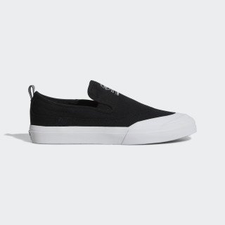 Zapatilla Matchcourt Slip-on ADV Core Black/Core Black/Ftwr White F37387