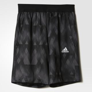 Shorts X UTILITY BLACK/WHITE BJ8432