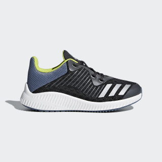 FortaRun Shoes Carbon/Silver Metallic/Raw Steel CP9987