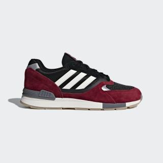 Quesence Shoes Collegiate Burgundy / Chalk White / Core Black B37907