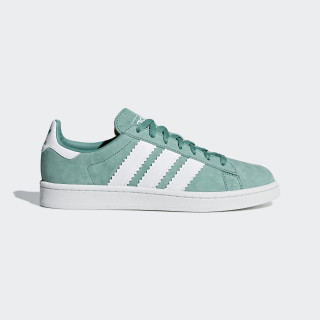 Zapatilla Campus Turquoise /  Ftwr White  /  Crystal White BD7512