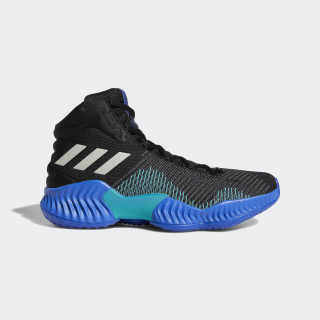 Pro Bounce 2018 Schuh Core Black / Lgh Solid Grey / Grey Five AH2657