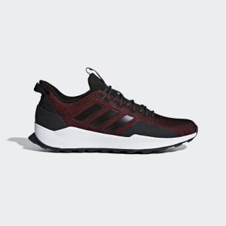 Zapatillas QUESTAR TRAIL CORE BLACK/CORE BLACK/HI-RES RED S18 BB7382