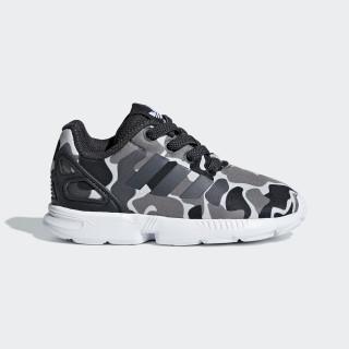 ZX Flux Shoes Carbon / Carbon / Ftwr White AQ1744