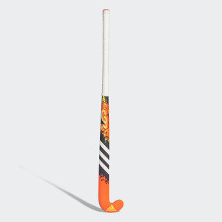 CB Elite Compo Hockey Stick Black / Solar Red / Carbon / Shock Yellow CY1663