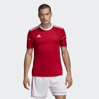 Squadra 17 Voetbalshirt Power Red/White BJ9174