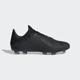 X 18.2 Firm Ground Voetbalschoenen Core Black / Core Black / Ftwr White DB2182