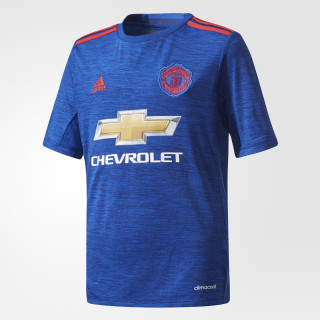 Camiseta Segundo Uniforme Manchester United FC COLLEGIATE ROYAL/REAL RED AI6701