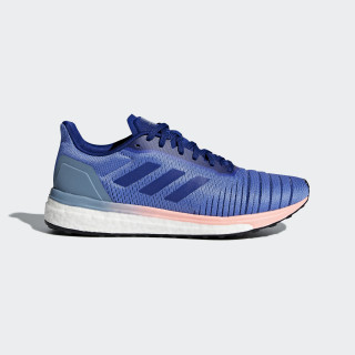 Sapatos Solar Drive Real Lilac / Mystery Ink / Clear Orange AC8139