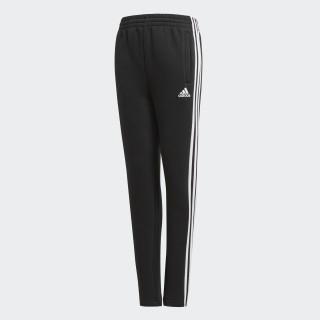 Pantalon Essentials 3-Stripes Fleece Black BQ2832
